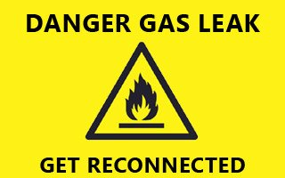 gas leak emergency