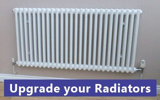 upgrade your radiators
