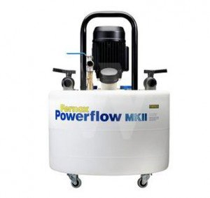 power-flush